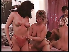 Orgy sex videos - hot milf getting fucked